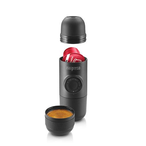 מכונת קפה ניידת Minipresso