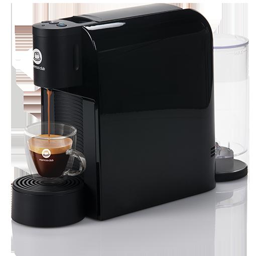 מכונת קפה Piccola שחור